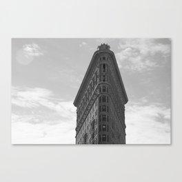 NYC / Flatiron Canvas Print