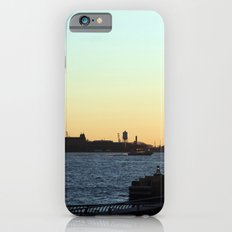 Sunset on the Hudson River iPhone 6s Slim Case