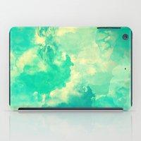 underwater iPad Cases featuring Underwater by Galaxy Eyes