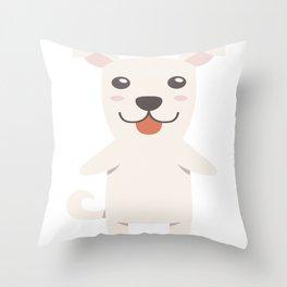 Cretan Hound Gift Idea Throw Pillow