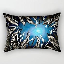 Night at Sea Rectangular Pillow