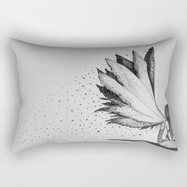 Burnt Wings Rectangular Pillow