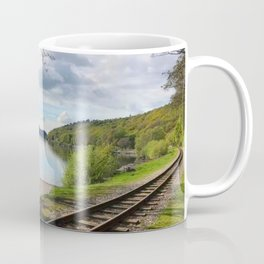 Miniature Railways In Wales Coffee Mug