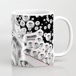 Planetary Echoes Coffee Mug