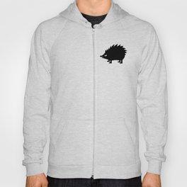 Angry Animals: hedgehog Hoody
