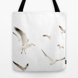 Seagull Orchestra II Tote Bag