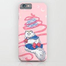 Sailor Kitties Pink Pattern Slim Case iPhone 6