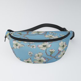 Dogwoods in the Blue Ridge Mountains Fanny Pack