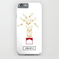 cigarrettes ad Slim Case iPhone 6s