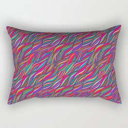Absolutely Color Collection Fx Rectangular Pillow