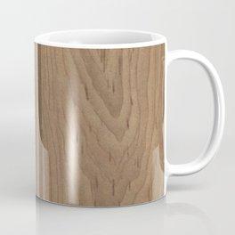 Vintage Wood Panel Coffee Mug