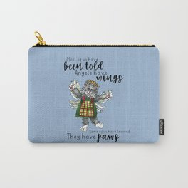 Angel Paws Carry-All Pouch