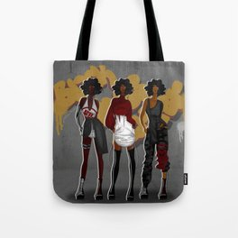 Black Lives Matter Collection Tote Bag