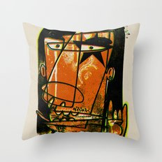 ROCK ON BABY Throw Pillow