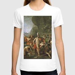 Leonidas at Thermopylai  T-shirt