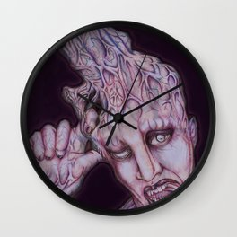 Guns God and the Government Wall Clock