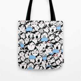 Bobbies Unite Tote Bag
