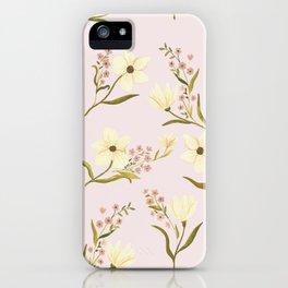 Petite Fleur iPhone Case