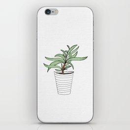 Botanic iPhone Skin