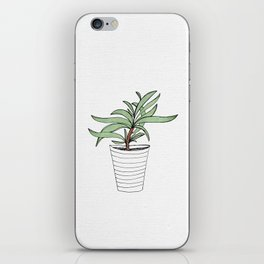 Botanic iPhone Skin