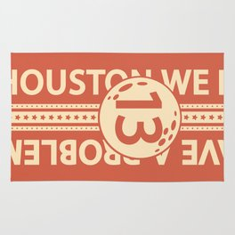 Houston We Have a Problem Rug
