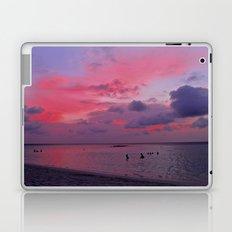Swimming Towards Sundown Laptop & iPad Skin