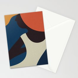 The Dancing Woman Stationery Cards