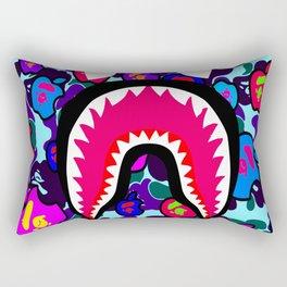 Bape Logo Rectangular Pillow