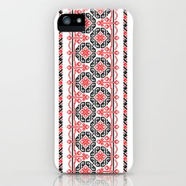 Ukrainian Pattern 1 iPhone Case