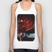 aviation Tank Tops featuring Aviation by Starr Cuevas Photography