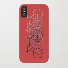 Just bike Slim Case iPhone X