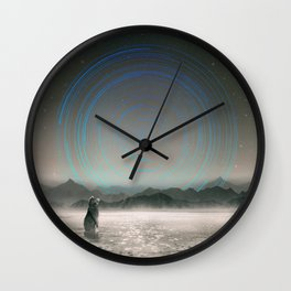 It Beckons Wall Clock