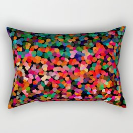 Abstract colors Rectangular Pillow