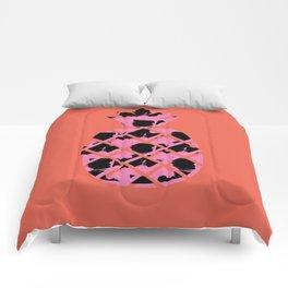 Punk'd Pineapple Comforters