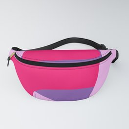 pink life Fanny Pack