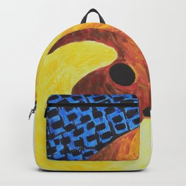 ONE DAY YOU WILL BE BIG Backpack