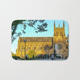 St Mary's Cathedral, Sydney Bath Mat