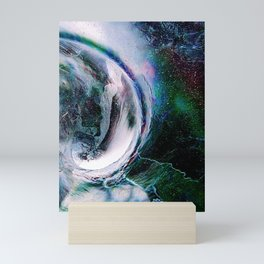 Abalone Abstract Mini Art Print