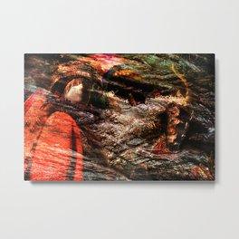 Dream #3 - Déjà Vu Metal Print