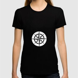 Topographic - Compass #797 T-shirt