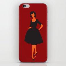 lady 5 iPhone & iPod Skin