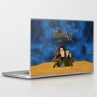 prometheus Laptop & iPad Skins featuring Disney SG1 by Nana Leonti