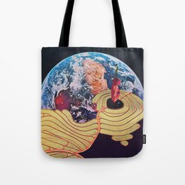 The Province of The Watchers Tote Bag