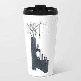 big city life (part 2 of 3) Travel Mug