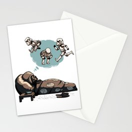 Darth dream Stationery Cards