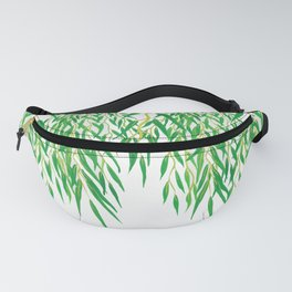 Willow Leaves Fanny Pack