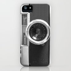 Camera Slim Case iPhone (5, 5s)