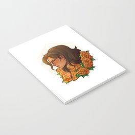 Nico | Orange Rose | DMC5 Notebook