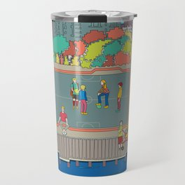 One day in the city - We do the squads? Travel Mug