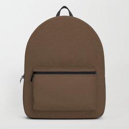 BM Kona Warm Brown AF-165 - Trending Color 2019 - Solid Color Backpack